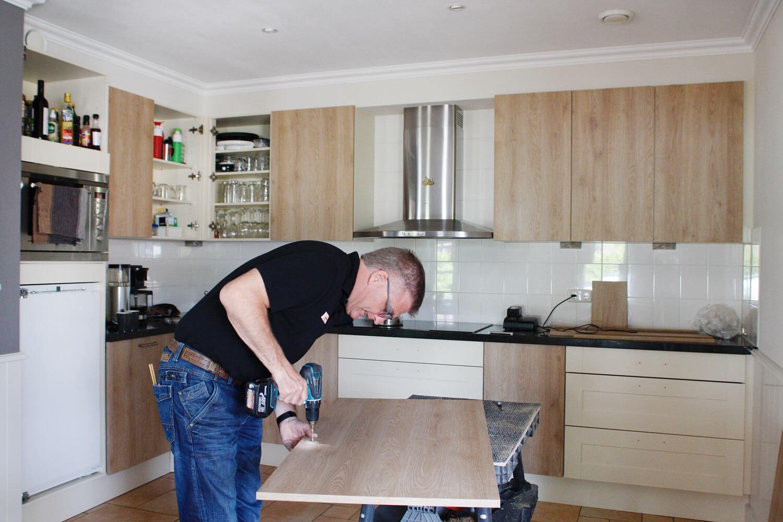 Keukenrenovatie door kunnen van der gragt vraag ons advies