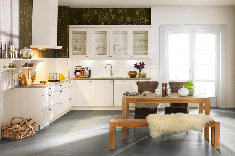 Klassieke keukens bij kunnen van der gragt klassiek en for Nolte kuchen magnolia matt