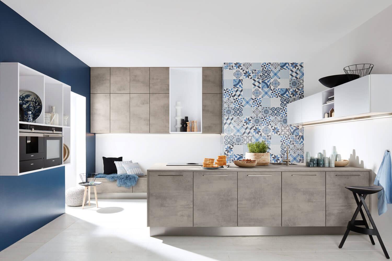 moderne keukens Stone